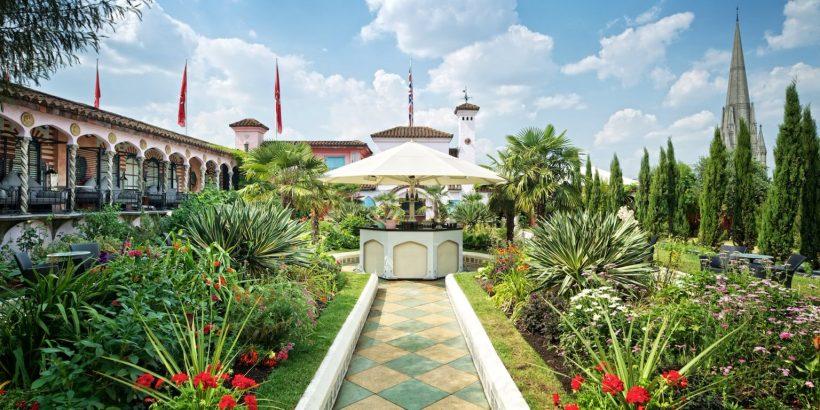 Kensington kattopuutarhoja: Lontoon Babylonin riippuvat puutarhat