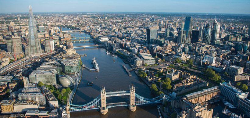Sådan Find nedsatte flybilletter til London og Storbritannien