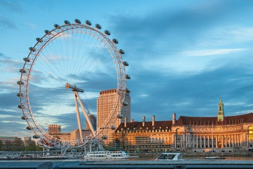 London Eye Visitor Information