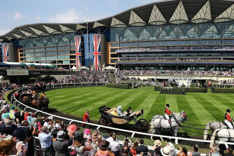 Royal Ascot – A Very Special Day na závodech