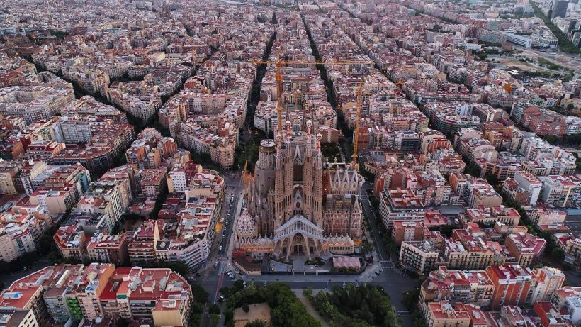 Gaudis Sagrada Familia i Barcelona: The Complete Guide