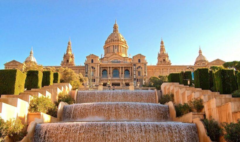 Velike stvari za početi v Barceloni Montjuïc sosedstvu