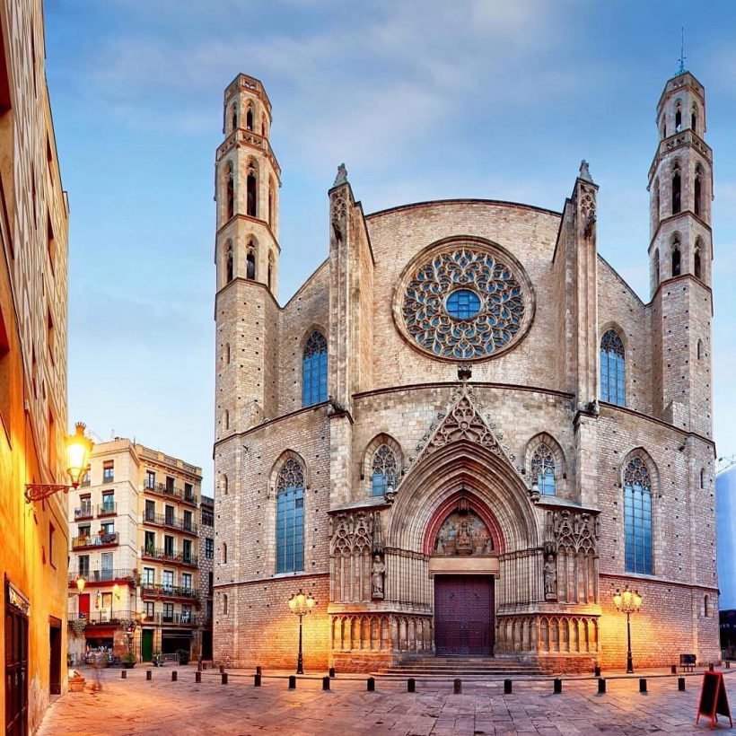 Santa Maria del Mar v Barcelona: The Complete Guide