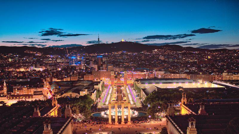 Kam se obrátit ve Španělsku v srpnu