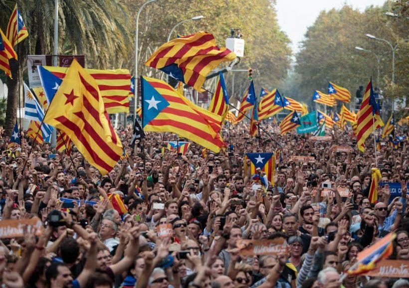 Katalan Kriz İspanya'ya Yolculukta Ne Anlama Could