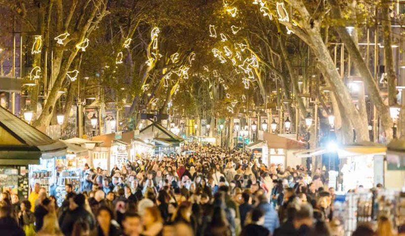 Barcelona Aralık: Hava, paketi ne ve ne görmek için