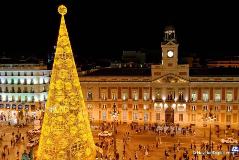 Vær og ting å gjøre i Spania I løpet av desember