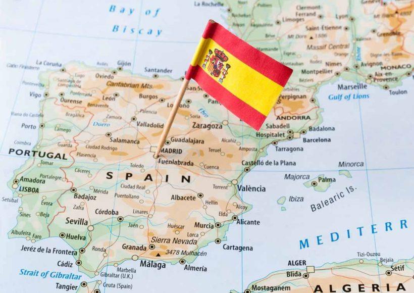 Essential Fakti Par Spāniju - Pamatinformācija par Spāniju un tās ģeogrāfiju