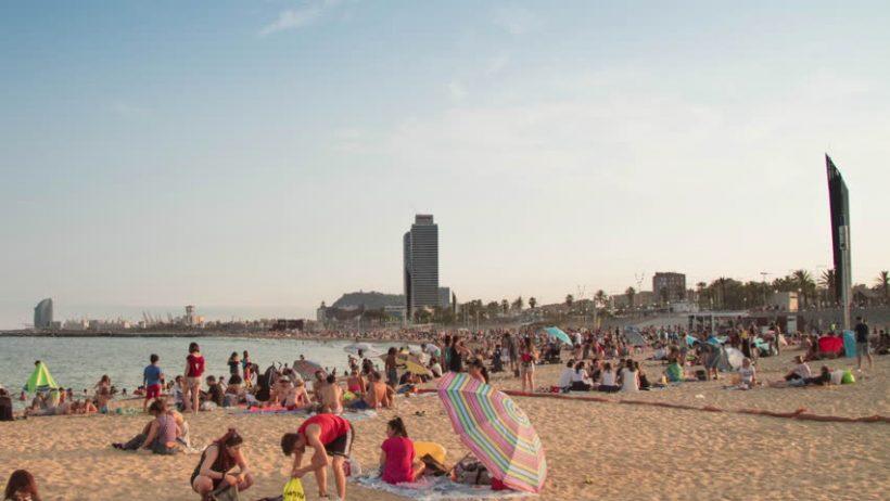 Kesäkuuta Espanjassa: Weather, nyt ja silloin, ja mitä nähdä