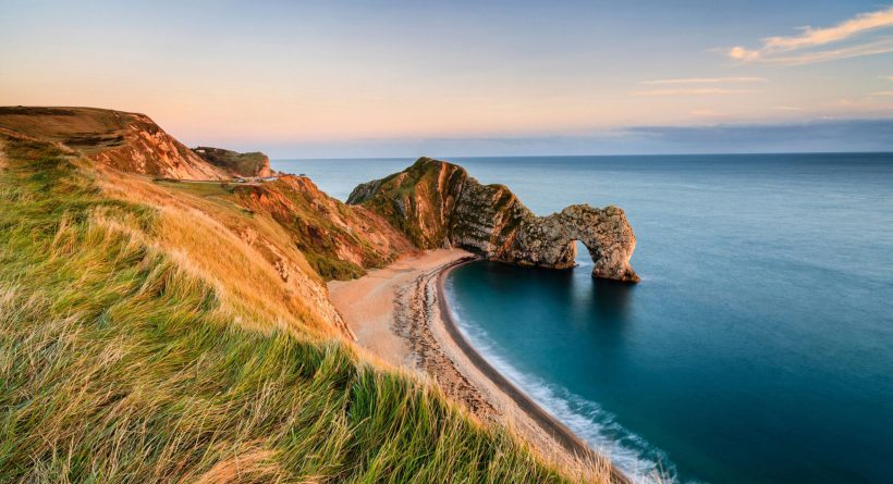 Jurassic Coast – The History of the Earth på Dorset-kysten