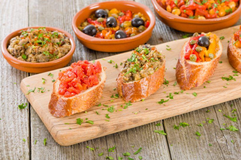 Τι είναι τα Tapas στα ισπανικά Κουζίνα;