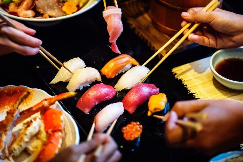 Пълно ръководство за японски етикецията при хранене