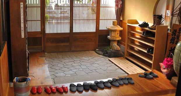 Japonya'da Ayakkabı Off alarak: Japon Tradition Bilmesi Gereken