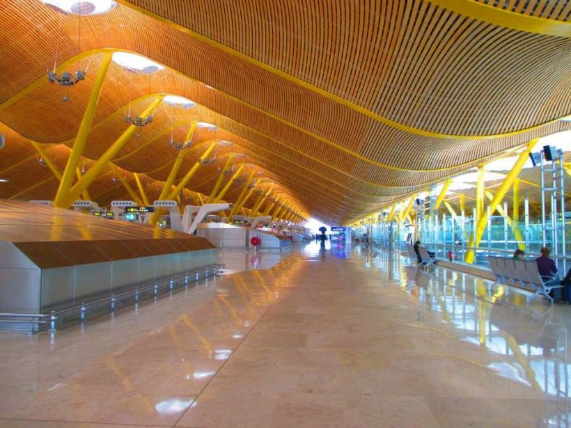 Den komplette guide til Madrid-Barajas International Airport