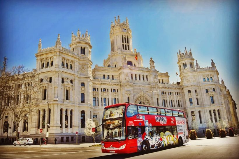Den ultimative guide til Madrids Plaza de Cibeles
