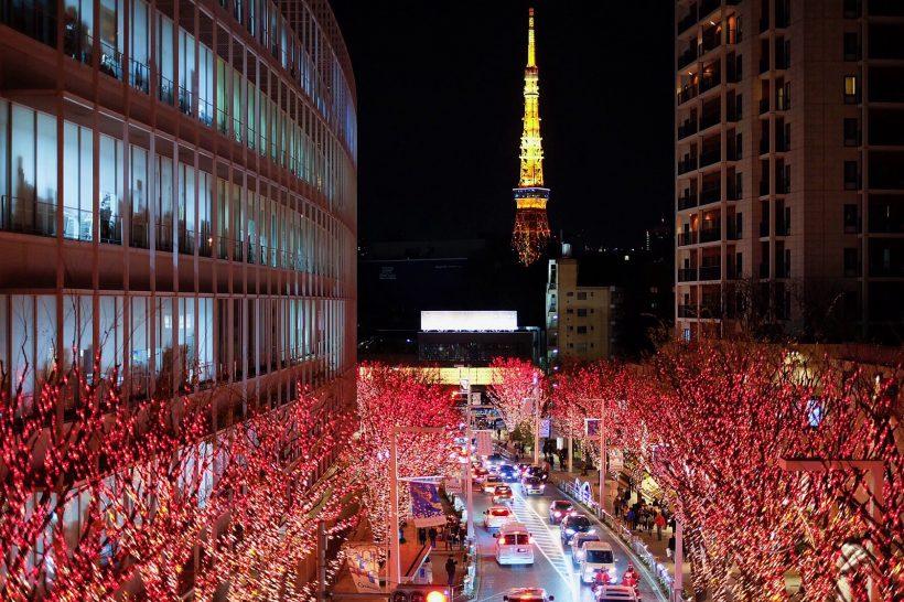 Dezembro no Japão: Tempo, o que levar, e o que ver