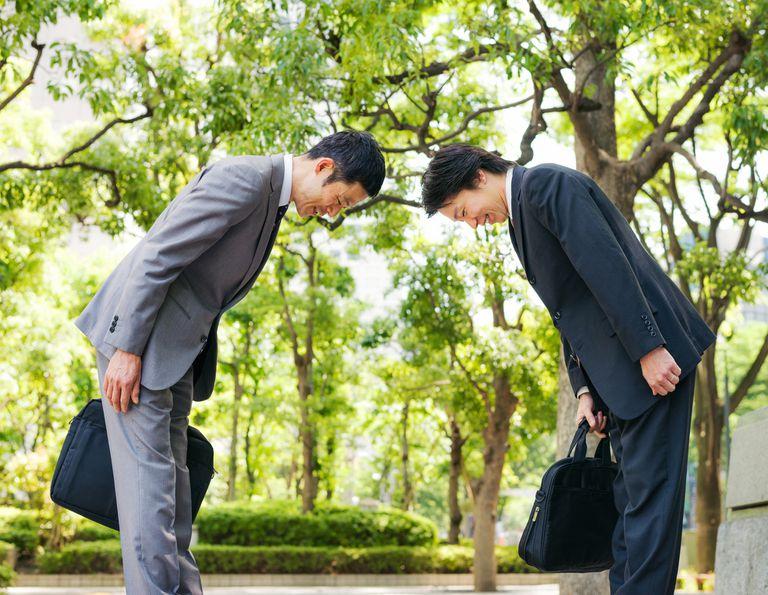 Ιάπωνες Χαιρετισμοί και Εισαγωγές