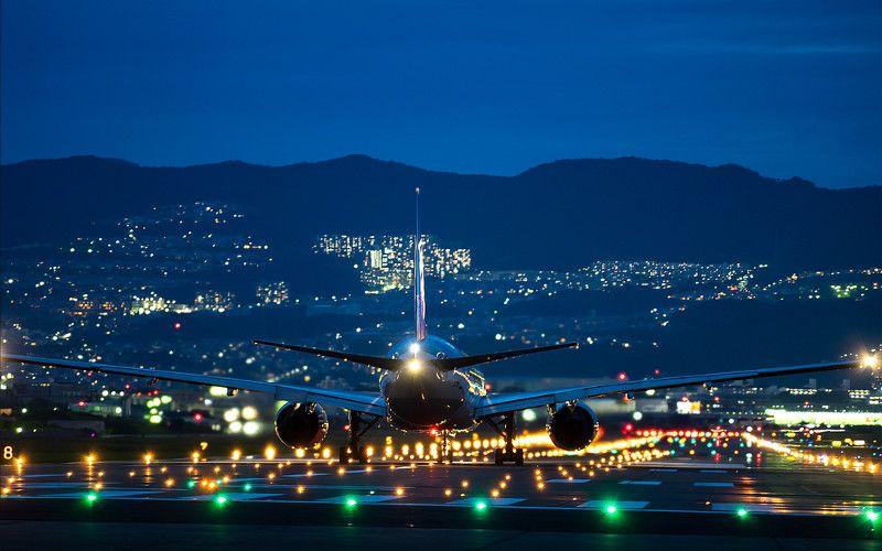 Rokasgrāmata lielākajām lidostām Japānā