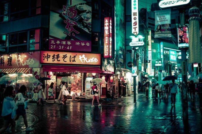 Opas Sadekausi Japanissa