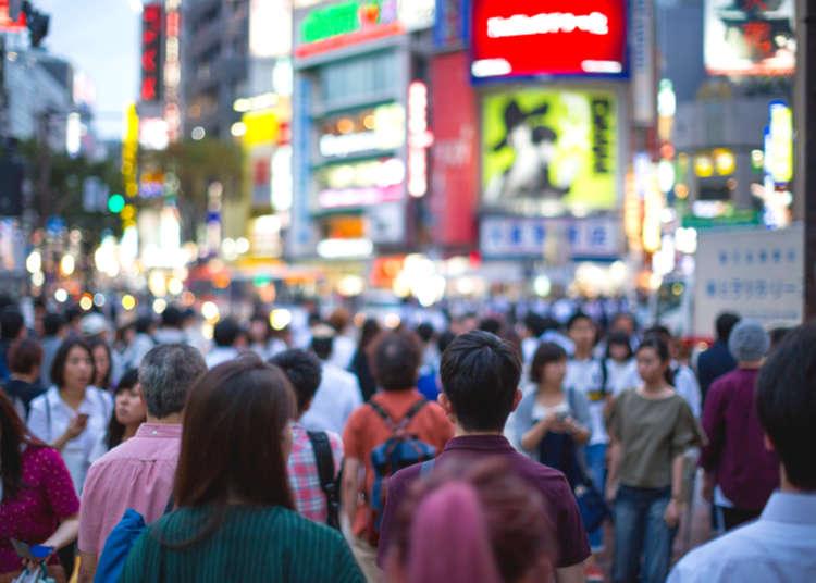 Japon Altın Hafta – Japonya'nın En meşgul Tatilde Gezmek Ne olacağını zaman