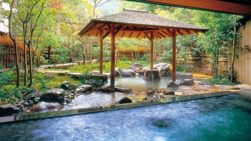 Japansk Onsen-guide: Den ultimative guide til Onsen-etikette
