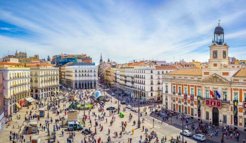 10 השכונות הטובות ביותר במדריד
