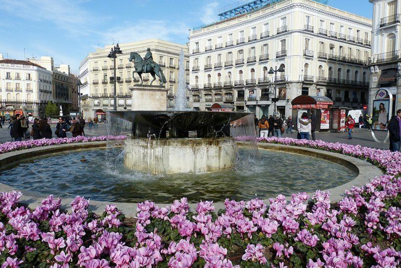 Temperatura climatice, sezoanelor și mediu lunar: Vremea in Madrid