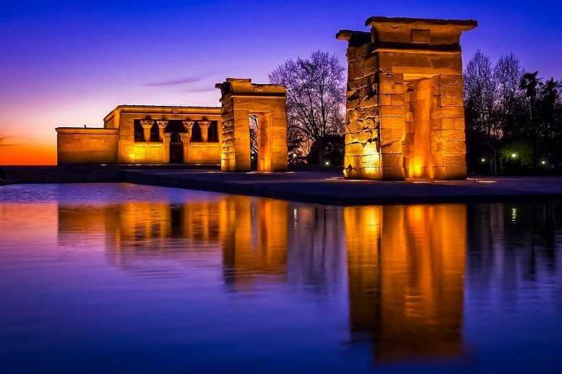 Den kompletta guiden till Madrid Temple of Debod