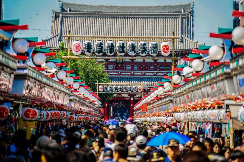 Top Markets Tokijas jums jāapmeklē