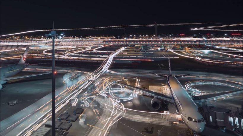 Tokio Haneda Internationaler Flughafenführer