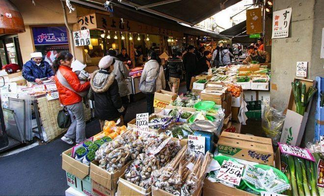 Tsukiji Halpiac