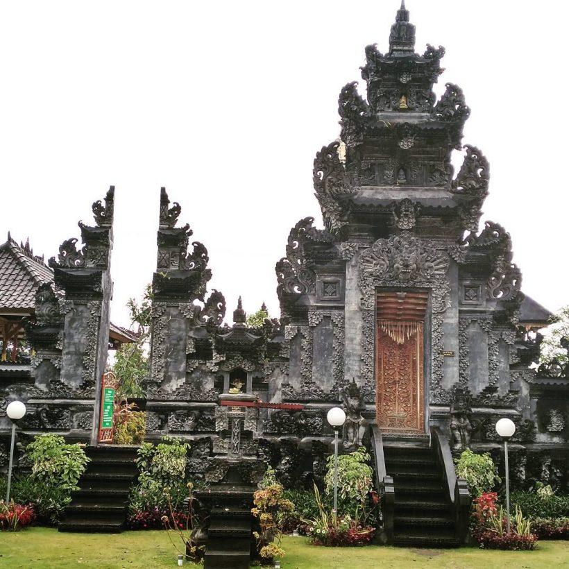 пура храм Geger