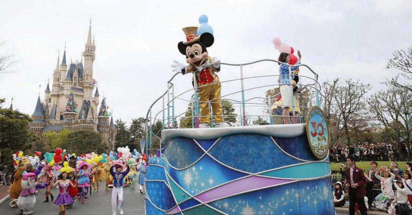 Hur du kan njuta av din dag på Tokyo Disney Resort