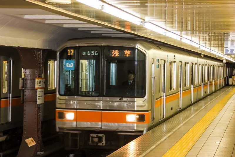 Τόκιο Οδηγός Μετρό - Συμβουλές για τη χρήση του Τόκιο Μετρό