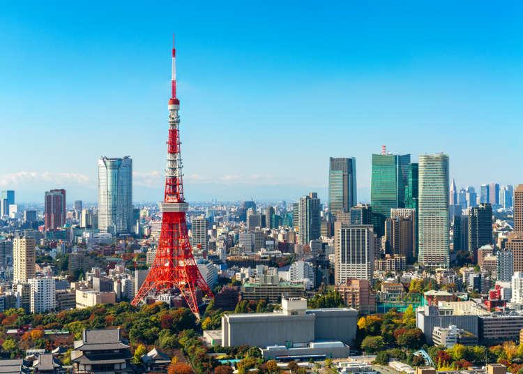 În cazul în care pentru a rămâne în Tokyo – Domenii preferate & Hoteluri în Tokyo