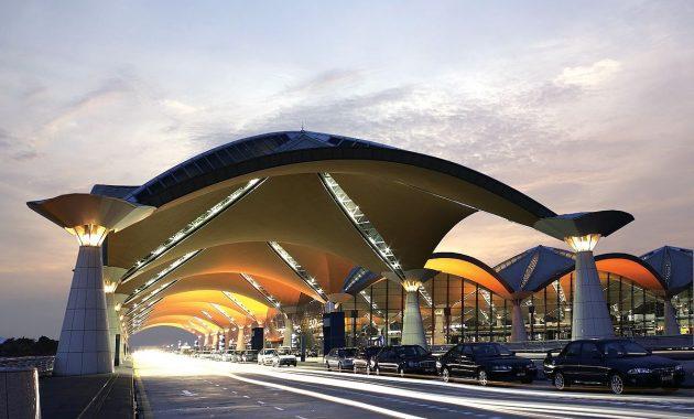 Opas Kuala Lumpurin kansainvälinen lentokenttä