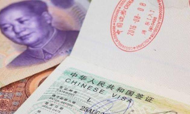 כיצד לקבל ויזה עבור נסיעות עסקים לסין
