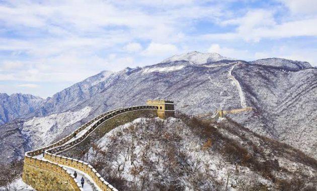 Februar in China: Wetter, was zu packen, und was zu sehen