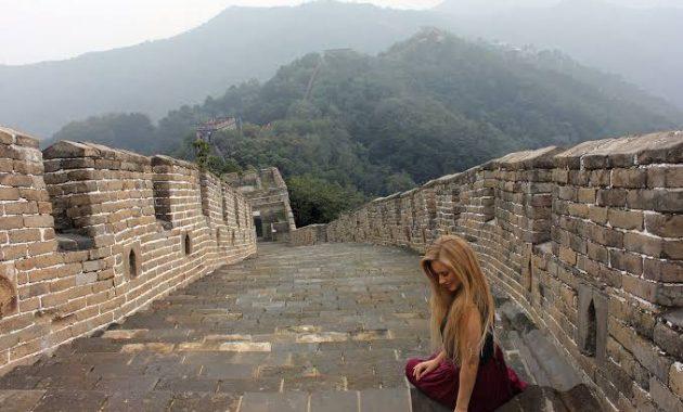 Wie sicher als alleinreisende Frau in China bleiben,