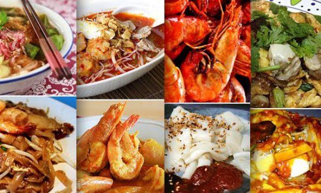 Ein Leitfaden zum weltberühmten Penang Essen in Malaysia