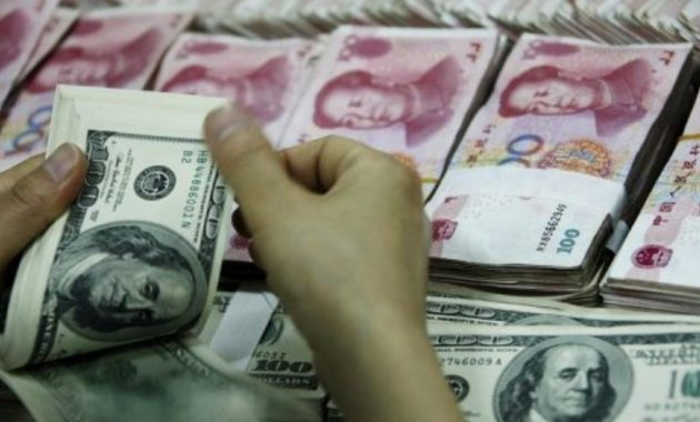 Kā Exchange Money Ķīnā