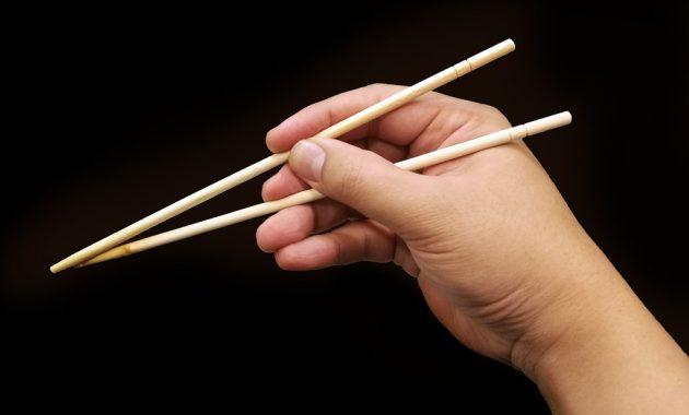 Китайский Столовая Этикет: Как есть палочками