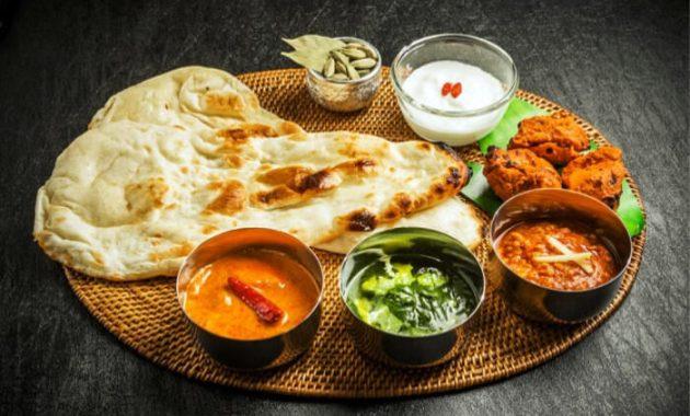Rokasgrāmata Indijas Cuisine Malaizijā