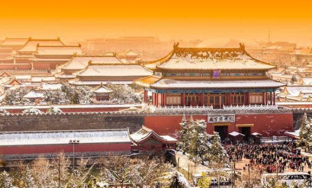 Januar in China: Wetter, was zu packen, und was zu sehen
