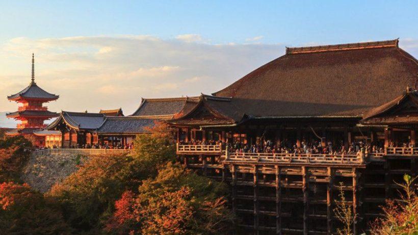 De mooiste tempels te bezoeken in Kyoto, Japan