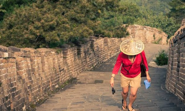 Tips voor reizen Alone in China