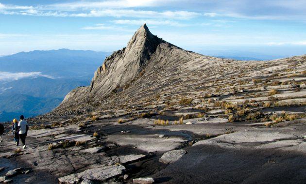 Lezenie Mount Kinabalu – Malajzia je najvyšší vrchol v Sabah, Borneo