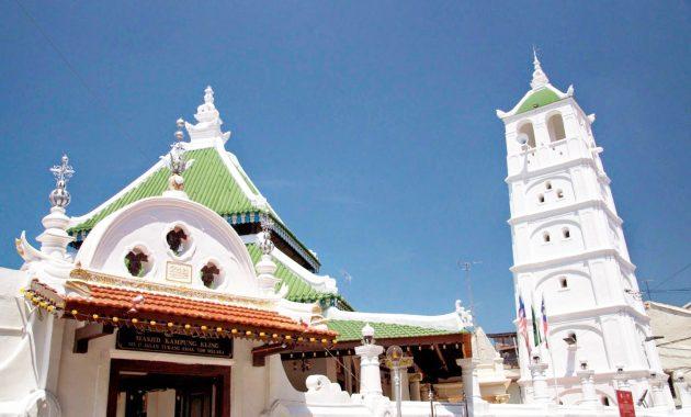 Mešita Kampung Kling