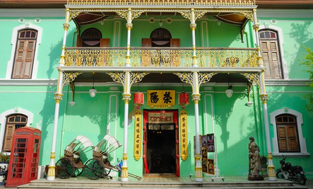 Penang Peranakan Mansion: The Chinese Way of Life w Penang