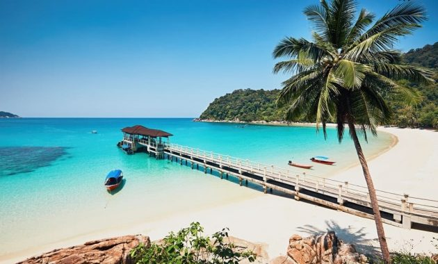 Travel Guide a tipy pre Perhentian Besar Malajzii